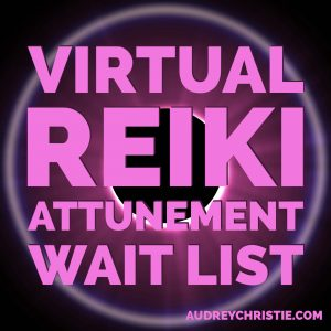 Virtual Reiki Attunement