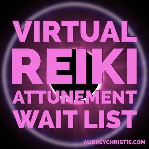 Virtual Reiki Attunement