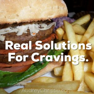 real mindful solutions for cravings