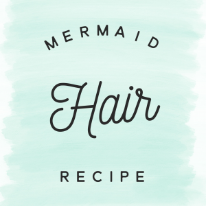 Mermaid Hair Treatment Essential Oil Recipe