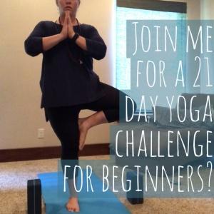 Free 21 Day Yoga Challenge
