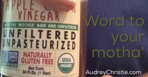 Feel Great with Apple Cider Vinegar