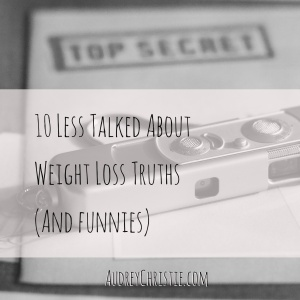 Less Celebrated Weight Loss Funnies