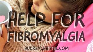 Episode 017 – Help for Fibromyalgia